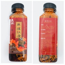麻辣红油(350ml)