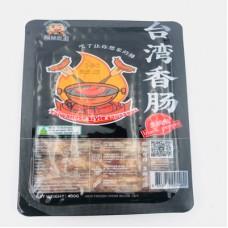 台湾香肠(黑胡椒味)400G