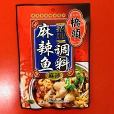 麻辣鱼调料
