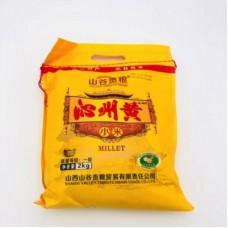 沁州特级黄小米(2kg)