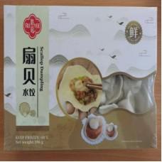 扇贝水饺(396G)
