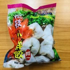 花枝小鲜饺