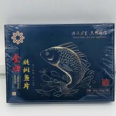 脆斑鱼片(250G*4)