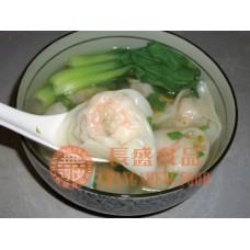 手工鸡肉虾仁云吞(10个/盒)