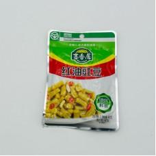 红油豇豆(80G)